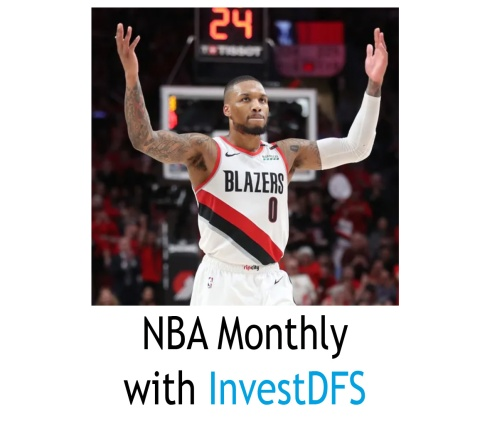 NBA Monthly